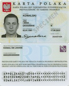 Polnische Staatsangehorigkeit Wikipedia