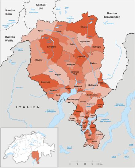 Cantoni Cartina Della Svizzera.Svizzera Italiana Wikiwand