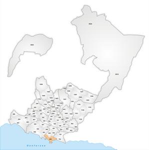 Karte von Ouchy
