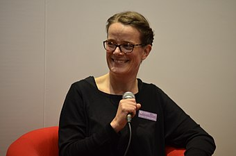 Katarina von Numers-Ekman Bokmässan Göteborg 2017.jpg
