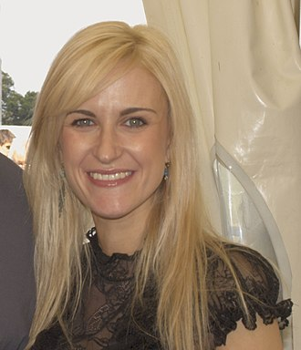 Katherine Kelly (actress) - Kelly, pictured in 2008