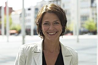 Kathleen Van Brempt Belgian politician