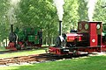 Katie and Lady Joan, Bredgar and Wormshill Light Railway (geograph 5858506).jpg