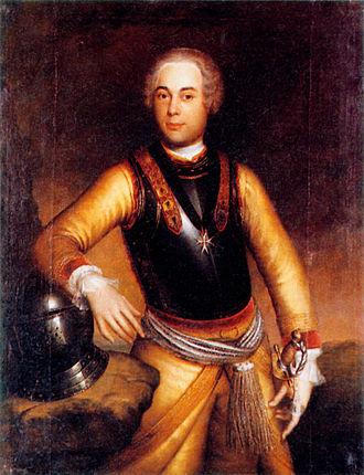 Hans Hermann von Katte - Image: Katte