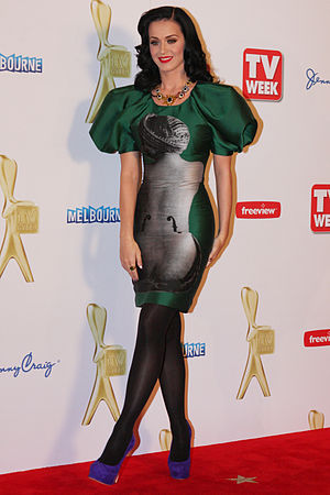 Logie Awards of 2011 - Katy Perry at the 2011 TV Week Logie Awards