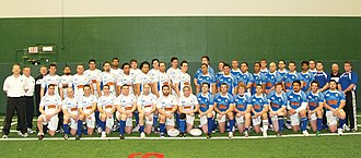 Kansas City Blues (USA Rugby) - 2009 Kansas City Blues.