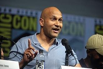 Keegan-Michael Key - Key at the 2018 San Diego Comic-Con International.