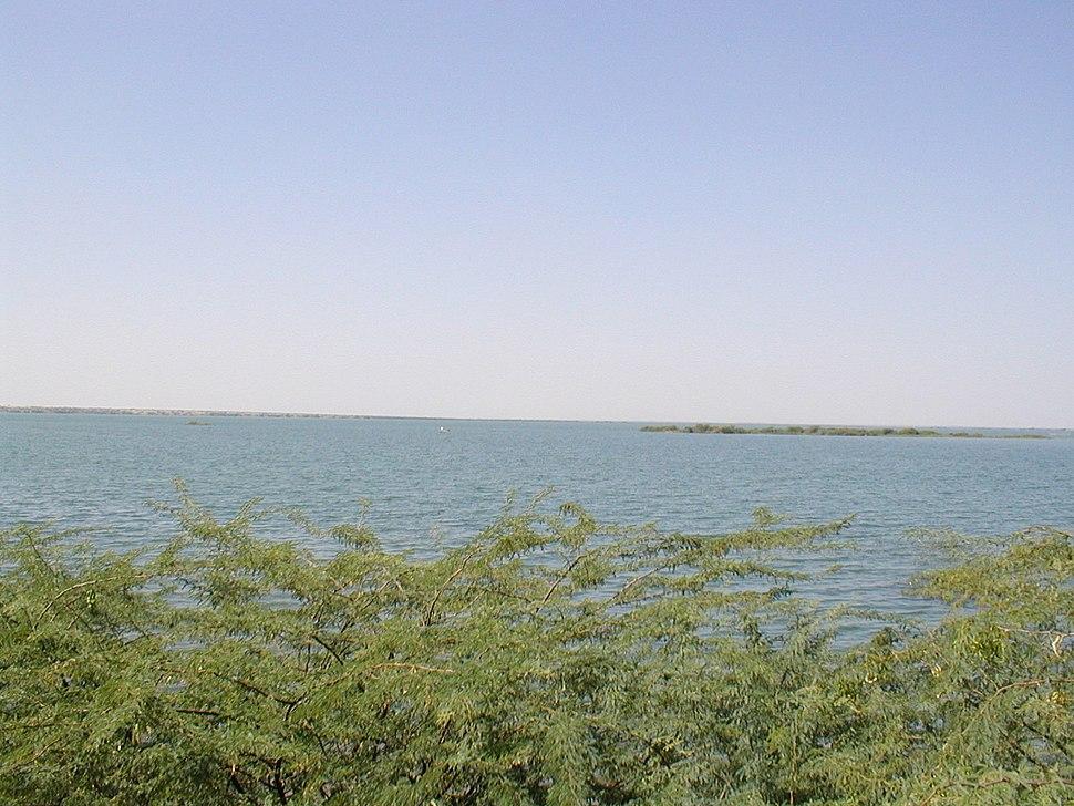 Keenjhar Lake Thatta