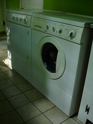 Kenmore washing machine & dryer (United States)