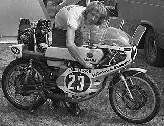 Kent Andersson (motorcyclist) Swedish motorcyclist