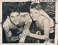 Keo Nakama and Jimmy McLane 1944.jpg