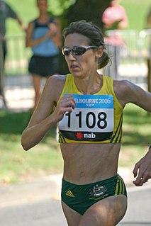 Kerryn McCann Australian long distance runner