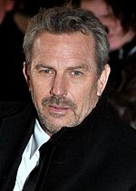 Photo of Kevin Costner at the 38th César Awards.