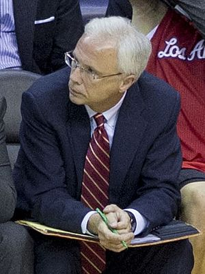 Kevin Eastman (basketball) - Eastman in 2013