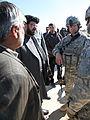 Key Leader engagement with Paktika Gov. Moheebullah Samim. DVIDS364073.jpg