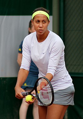 Winnares in het enkelspel, Madison Keys
