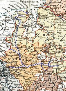 Welver–Sterkrade railway
