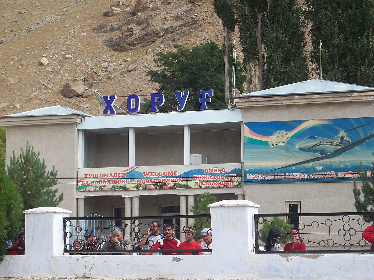 Khorog Airport Wikipedia