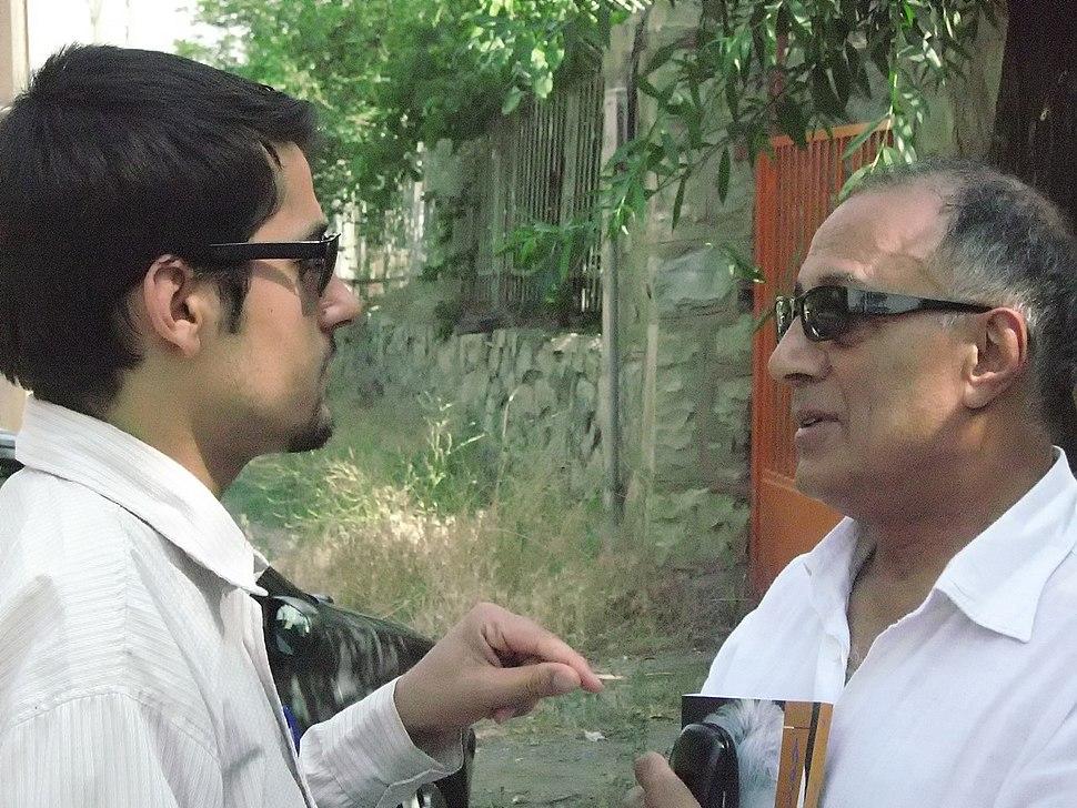 Kiarostami & Bavi
