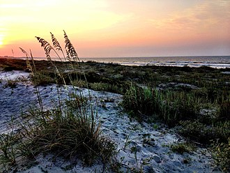 Kiawah Island, South Carolina - Kiawah sunrise