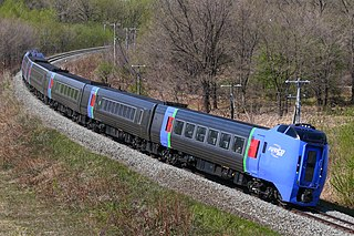 Tilting train Type of train that can tilt in curves