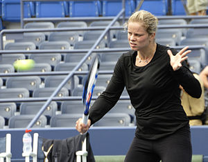 Winnares in het enkelspel, Kim Clijsters