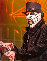 King Diamond - Rock Hard Festival 2013