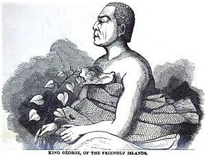 King George, of the Friendly Islands (1852, p.1, IX) - Copy