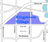 Kingsview Village map.png