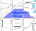 Kingsview Village map.png