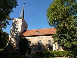 Kirche in Burgscheidungen