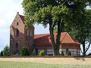 lille skensved kirke