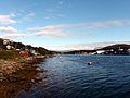 Kjosen, Tromsø, seaside view (2014).jpg