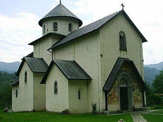 Kolašin - Morača monastery