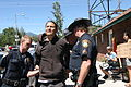 Klee Benally arrested August 7th, 2012.jpg