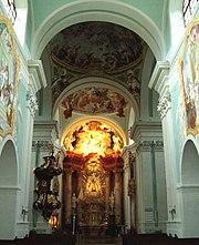 Kleinmariazell Altar