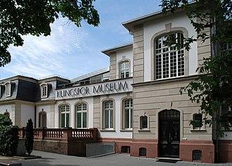 Offenbach am Main - Klingspor Museum