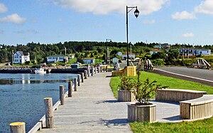 English: Klondyke Causeway