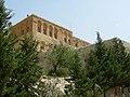 Kloster Deir az-Zafaran Kurkmo Dayro Deyrüzzaferân Manastırı Dayro d-Mor Hananyo (syrisch-orthodox (jakobitisches)) (39732942534).jpg