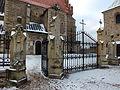 Kościół parafialny pod wezwaniem świętego Zygmunta 1493-1509 1881 Szydłowiec 36.JPG
