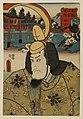 Kogaya Katsugoro of Hongo - Sugawara denju tenarai kagami - Walters 95764.jpg