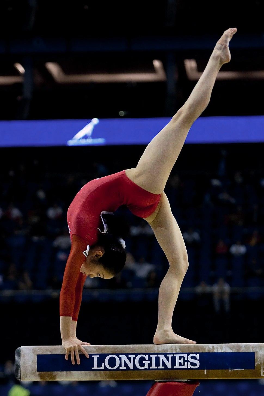 Koko Tsurumi, 41st AG World Championship 2009 (tone)