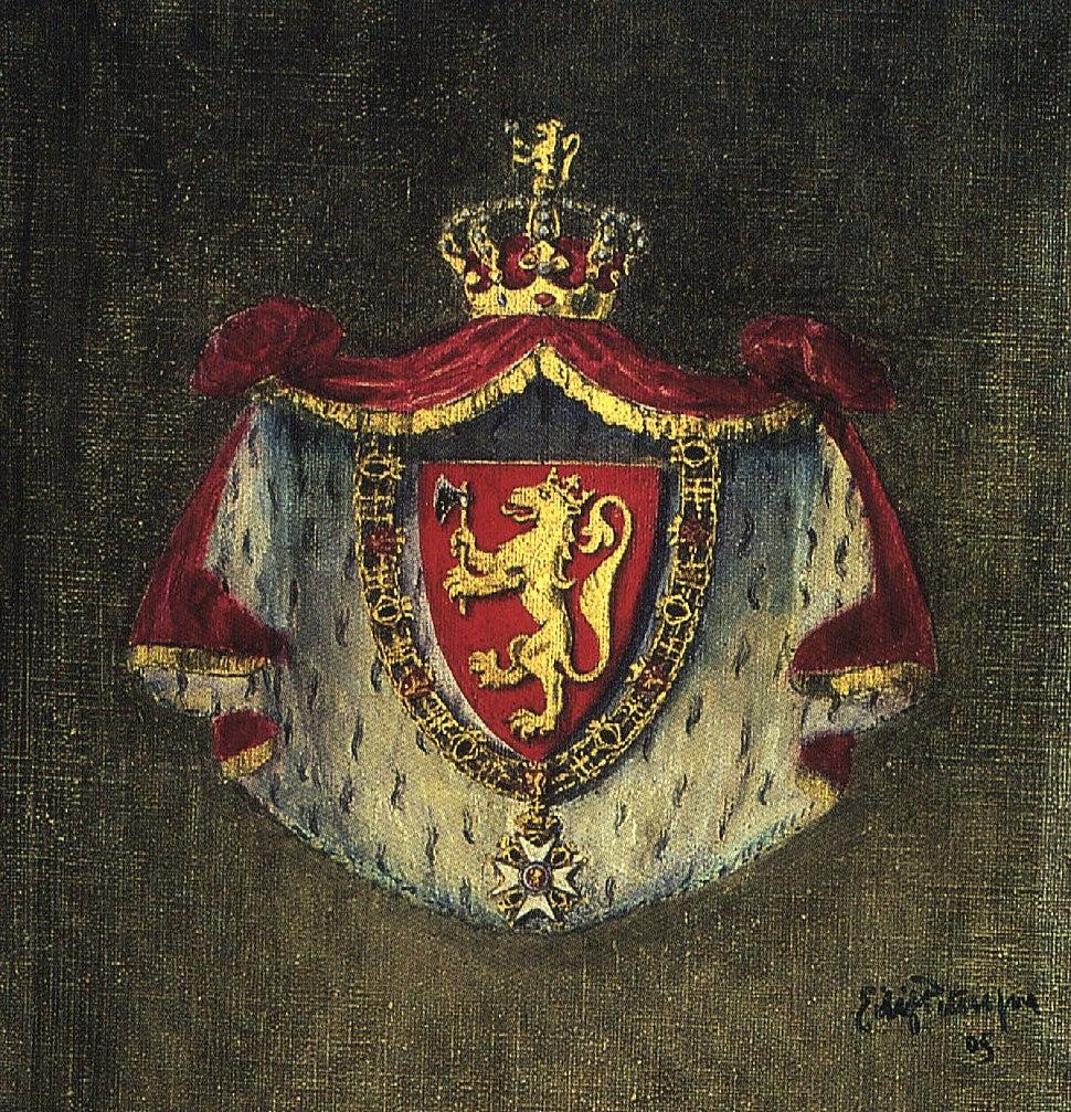 Kongevåpen 1905