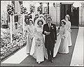 Koninklijk huis, prinsen, prinsessen, huwelijken, Beatrix, prinses, Christina, p, Bestanddeelnr 018-0144.jpg