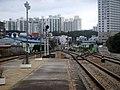 Korail haeundae station platform.jpg