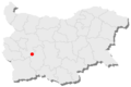 Kostenets location in Bulgaria.png