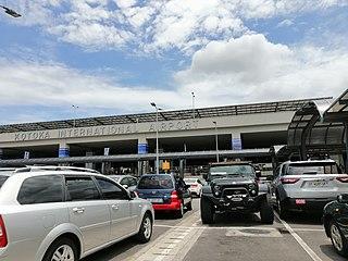 Kotoka International Airport International airport in Accra, Ghana