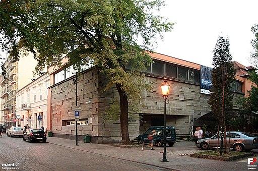 Kraków, Galeria Sztuki Współczesnej Bunkier Sztuki - fotopolska.eu (240303)