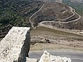 Krak des Chevaliers, Syria, Outer wall.jpg