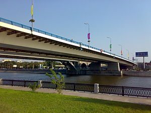 Krasnoluzhsky Bridge - Krasnoluzhsky Road Bridge